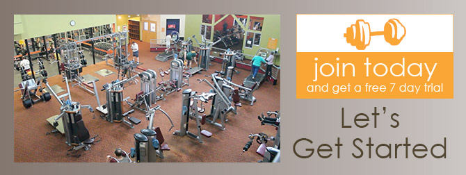 fitness club gym Rosholt Wisconsin Portage County