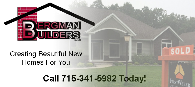New Homes For Sale  Jordan Wisconsin Portage County