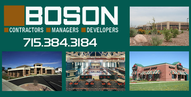 commercial construction General contractors Glandon Wisconsin Marathon County