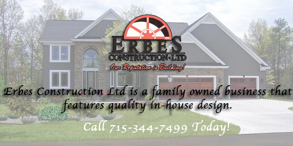 Custom Homes custom built homes Lake Emily Wisconsin Portage County