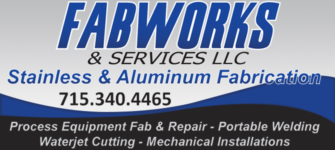 welding and fabrication  Nelsonville Wisconsin Portage County