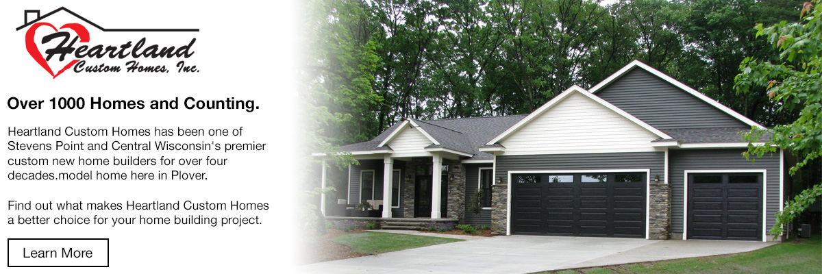 custom home builders home builders Almond Wisconsin Portage County