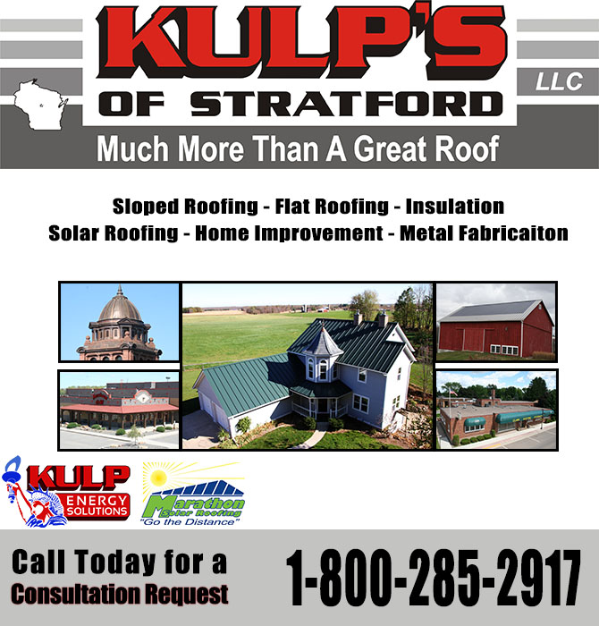 roof repair  Blenker Wisconsin Wood County