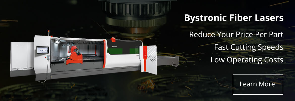 Bystronic fiber lasers laser cutting machines Posen Illinois Cook County