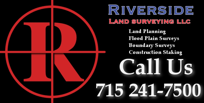 land surveying land surveyor Parfreyville Wisconsin Waupaca County