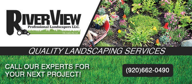 Landscaping Services Lawn Care Services Bay Settlement Wisconsin Brown County