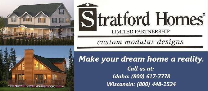 Modular Homes in Little Eau Claire Wisconsin.