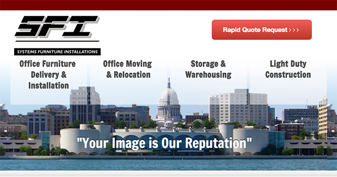 furniture installation office furniture installations  Wisconsin