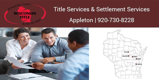 Title Insurance  Hamples Corner Wisconsin Outagamie County