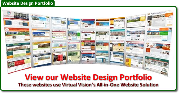 View our Website Design Examples