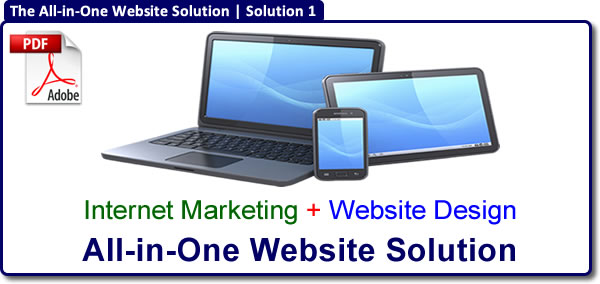 All-in-One Website Solution