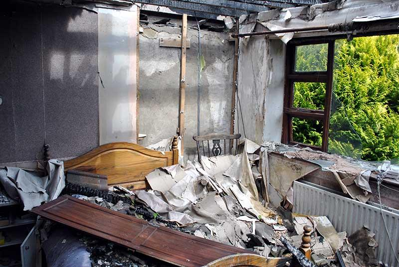 fire damage restoration fire damage cleanup  Kentucky Boone County