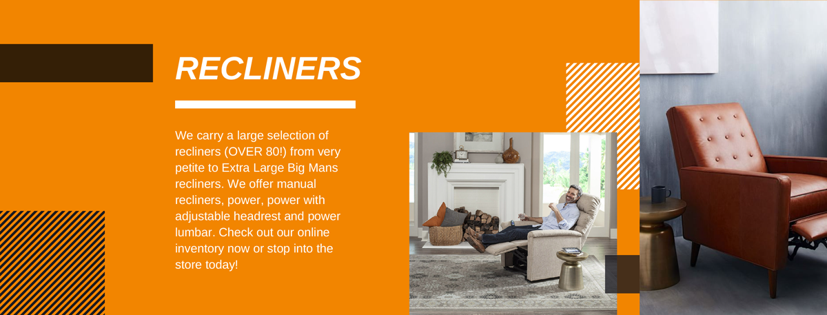 power recliners in Bloomville Wisconsin Lincoln County