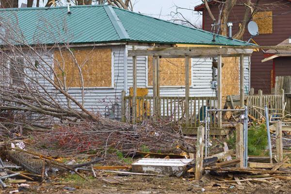 hurricane damage restoration