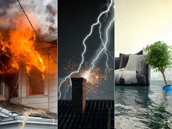emergency disaster restoration emergency storm damage restoration Champlin Minnesota Hennepin County