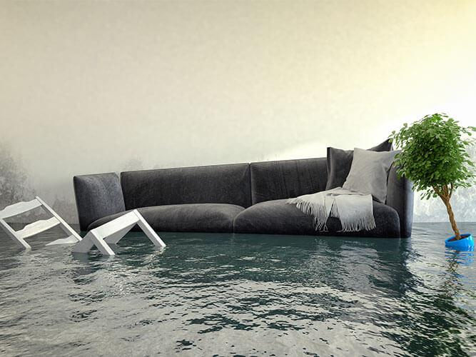 flood damage restoration flood damage remediation St. Louis Park Minnesota Hennepin County