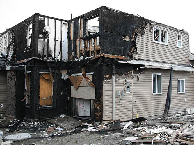 soot damage restoration soot damage remediation Woodland Minnesota Hennepin County