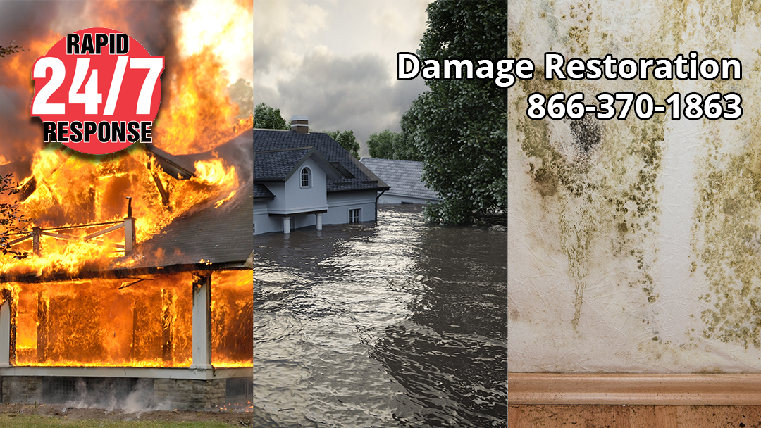 emergency disaster restoration emergency storm damage restoration  Georgia Gwinnett County