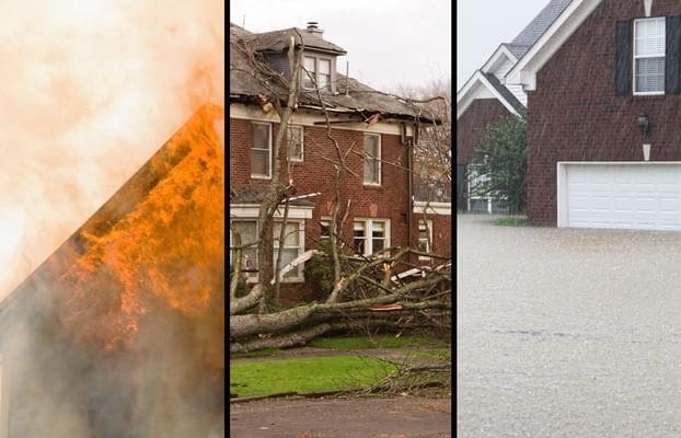 emergency disaster restoration emergency storm damage restoration Spokeville Wisconsin Clark County