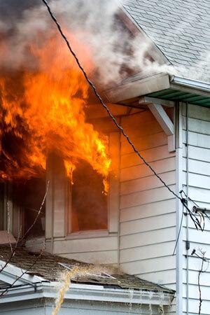 fire and smoke damage restoration residential fire and smoke damage restoration Loyal Wisconsin Clark County