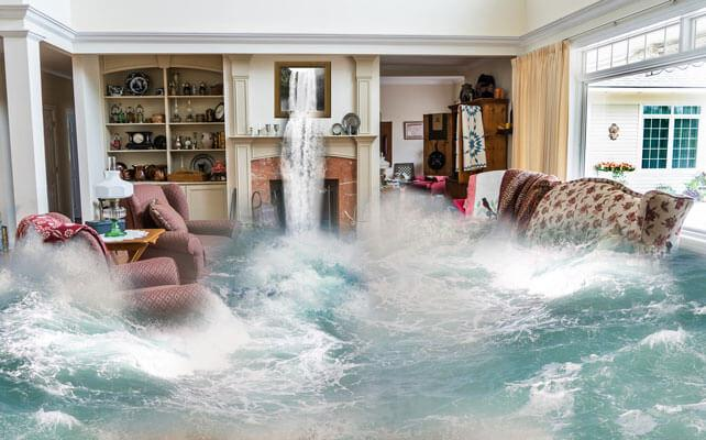 water damage restoration residential water damage restoration Eaton Wisconsin Clark County