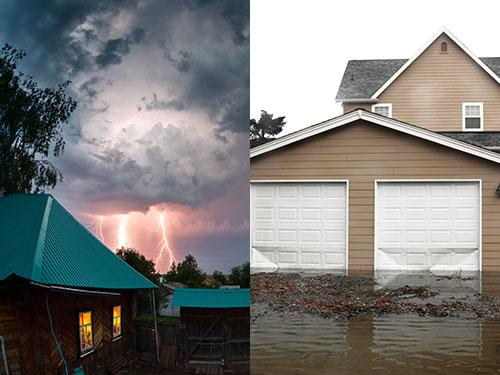 emergency disaster restoration emergency water damage restoration  Texas Montgomery County