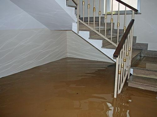 water damage restoration  The Woodlands Texas Montgomery County