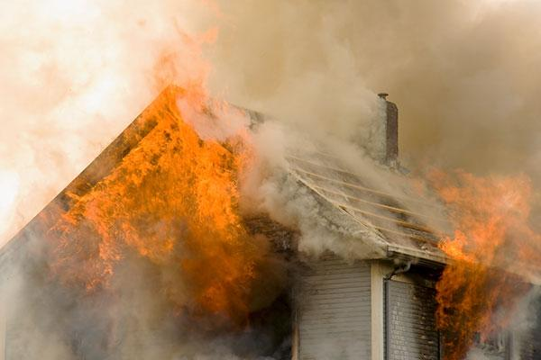 smoke damage restoration  Springboro Ohio Montgomery County