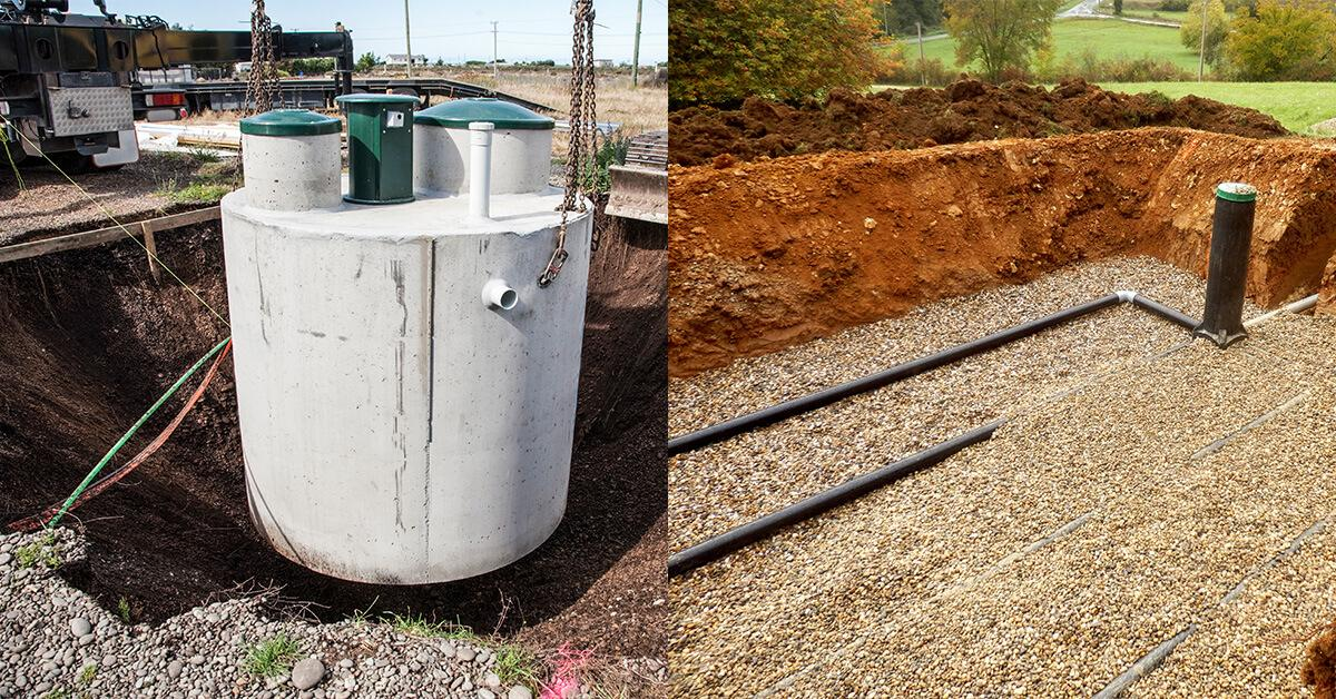 Septic Tank Repair  Greenway Virginia
