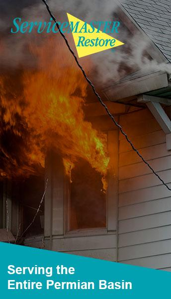fire and smoke damage restoration  Lenorah Texas Martin County