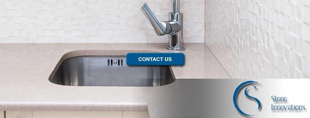 Undermount Sink under counter sink countertops Center Valley Wisconsin Outagamie County