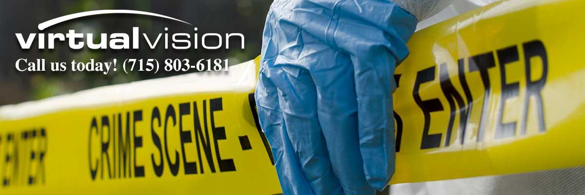 Biohazard and Crime Scene Restoration Marketing  Highland Park Wisconsin Fond du Lac County